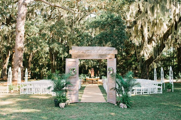 Weddings At Honey Horn Plantation